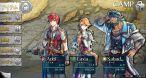 Ayez toujours des personnages avec des types différents d'armes dans votre équipe.