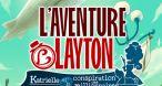 Image L'Aventure Layton : Katrielle et la conspiration des millionnaires