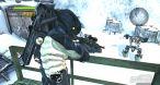Avec un truc pareil sur la tête, pas étonnant qu'il essaie de sniper un exosquelette.