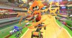 Les Inklins en saut : une certaine idée du swag à la sauce Mario Kart.