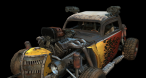 "Le buggy ""Rat Rod"""