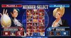 Ce nouveau cru de KOF revient aux origines avec des matchs classiques de trois contre trois.
