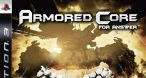ArmoredCoreForAnswer PS3 Jaquette001