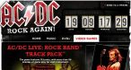 Image AC/DC LIVE : Rock Band Track Pack