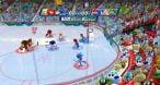 Le hockey sur glace à 3 cotnre 3 peut vite devenir un vrai bordel.