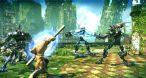Enslaved est un jeu facile mais le manque de précision de la jouabilité et le nombre croissant d'ennemis peuvent corser l'ensemble.