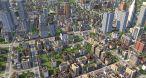 Le rendu de certaines villes est bluffant, pour peu que l�on reste en vue éloignée.