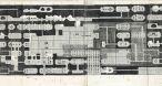 La première carte de l'environnement du jeu, dessinée par Tezuka et Miyamoto.