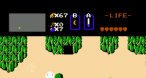 The Legend of Zelda : Adventure of Link (NES)