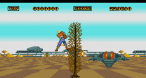 Image Space Harrier