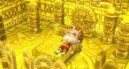 Image Animal Crossing New Leaf : ...et aussi à l'intérieur, d'autant que l'on peut désormais accrocher des meubles sur les murs.