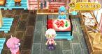 Image Animal Crossing New Leaf : La boutique Revente et Retouches sert de dépôt-vente, mais aussi à faire décorer les meubles avec ses propres motifs (partageables par le biais de QR codes).