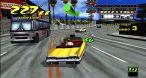 Grand classique, Crazy Taxi nous revient malheureusement sans les musiques cultes qui l'accompagnaient dans l'original... Grrr !