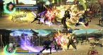 A deux, ca pique un peu les yeux,  l'aliasing est aussi agressif que nos samurais en armure.