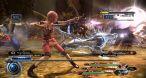 Le Mog, compagnon offert à Serah par Lightning, se transforme en arme pour aider nos héros.