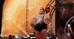 Andre The Giant est un beau bébé à la mâchoire en acier trempé !