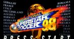 Image International Superstar Soccer 98