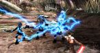 Combos et pouvoirs s'améliorent au fil des niveaux, pour aboutir à une surpuissance jouissive.