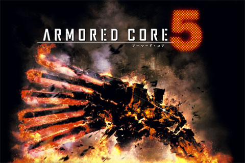 Armored Core 5 explose en images