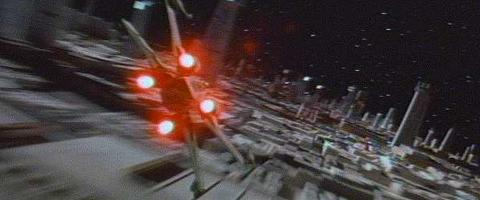 Oculus rift star wars l 39 attaque de l 39 etoile noire comme si vous y - L etoile noire star wars ...