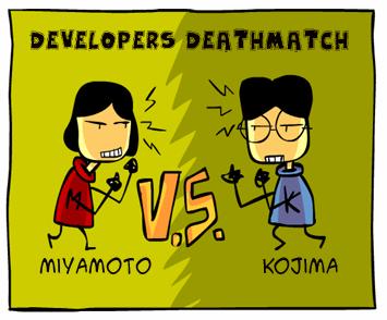 Developers Deathmatch...