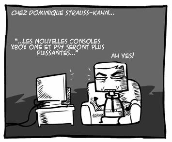 Une histoire avec DSK...