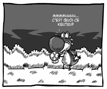 Une histoire de champi...
