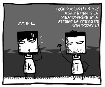 Une histoire de physique...