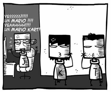 Une histoire de Nintendo conf'