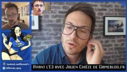 vidéo : Benzaie vs Julien Chièze en route vers l'E3 2015 2/2