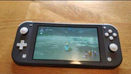 vidéo : Joy-Con Drift sur Nintendo Switch Lite