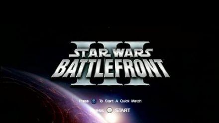 vidéo : Battlefront III - Pre-Alpha gameplay