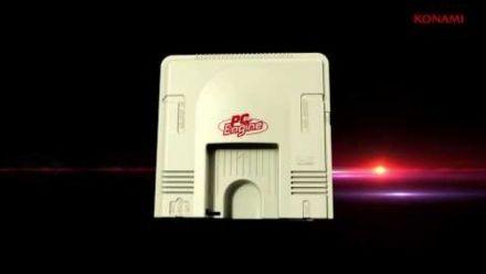 vidéo : PC Engine mini : trailer d'annonce