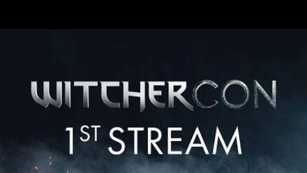 vidéo : WitcherCon - 1st Stream (REPLAY)