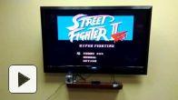 vidéo : Ouya émule Street Fighter II