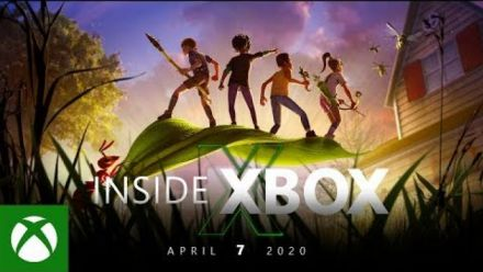 vidéo : Inside Xbox April 2020 Official Promo - ft. Grounded, Gears Tactics, and more!