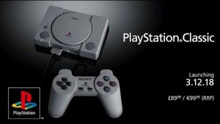 vidéo : PlayStation Classic : Trailer d'annonce