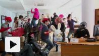 vidéo : Ubisoft Paris : Harlem Shake