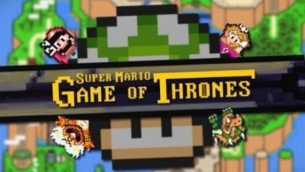 vidéo : Game of Thrones: Super Mario World