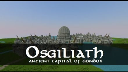 vidéo : Osgiliath - A Lord of the Rings Build