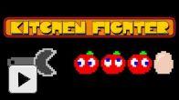 vid�o : Oeufs brouillés à la tomate à la carte de Kitchen Fighter !