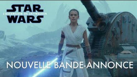 vidéo : Star Wars : L'Ascension de Skywalker - Bande-annonce officielle (VF)