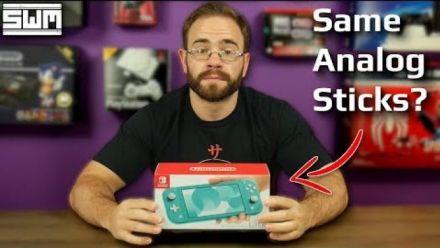 vidéo : Démontage de la Nintendo Switch Lite