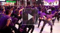 vidéo : Kinect : le lancement à Times Square Part 2