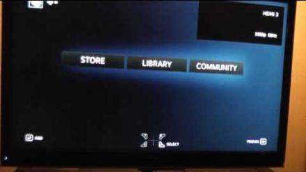 vidéo : Steam OS sur Steam Machine