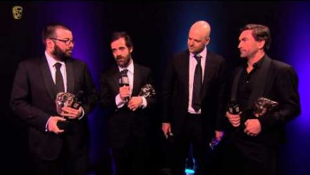 vid�o : Dan Houser BAFTA 2014