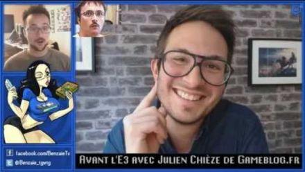 vidéo : Benzaie vs Julien Chièze en route vers l'E3 2015 1/2