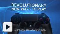 vidéo : PS4 DualShock 4 - Revolutionary/Intuitive/Precise
