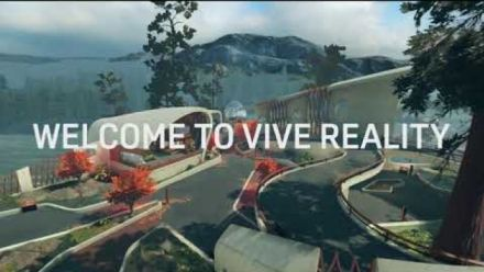 vidéo : Welcome To The VIVE Reality System