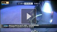 vidéo : Felix Baumgartner a battu Snake de Metal Gear